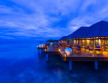 Du lịch Maldives: Resort Olhuveli Beach & Spa 5 sao